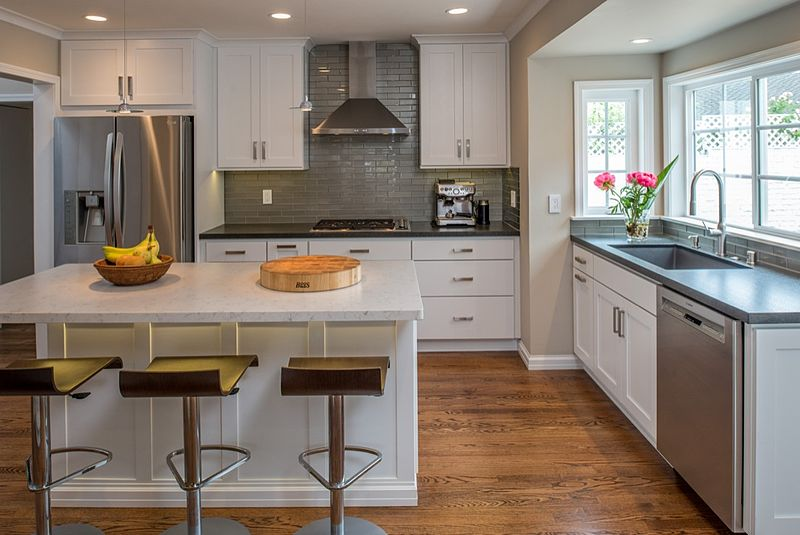 Remodeling In LA The Most Expensive Projects Their Worth - Average cost to remodel a small kitchen